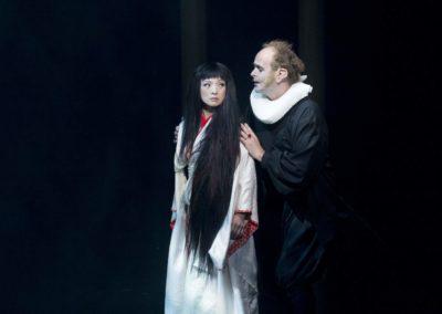 Louis Fortier sur Romeo et Juliette, 2012